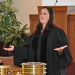 Pastor Nadine L. Roy