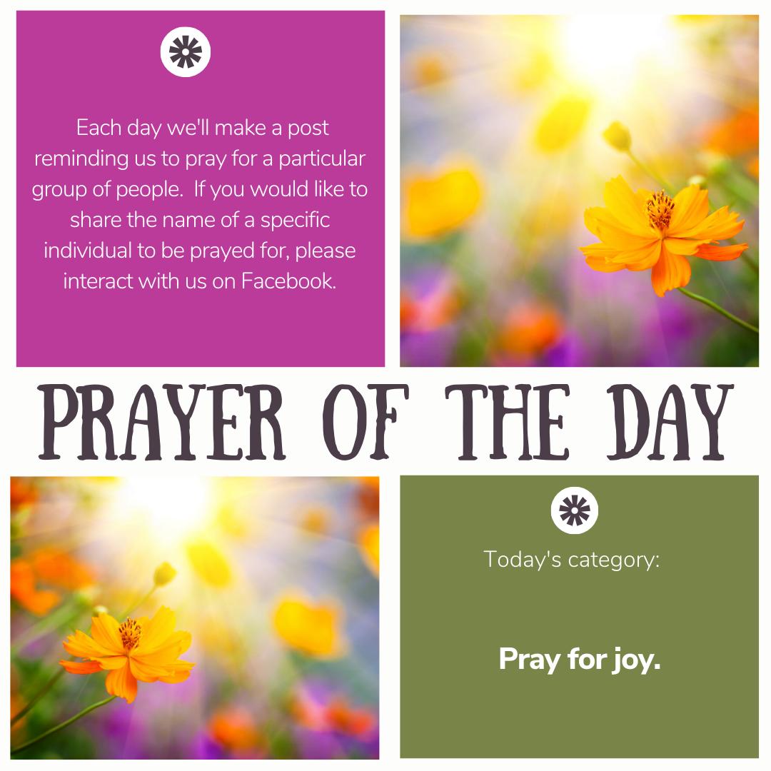 Blog Prayer of the Day 4_28