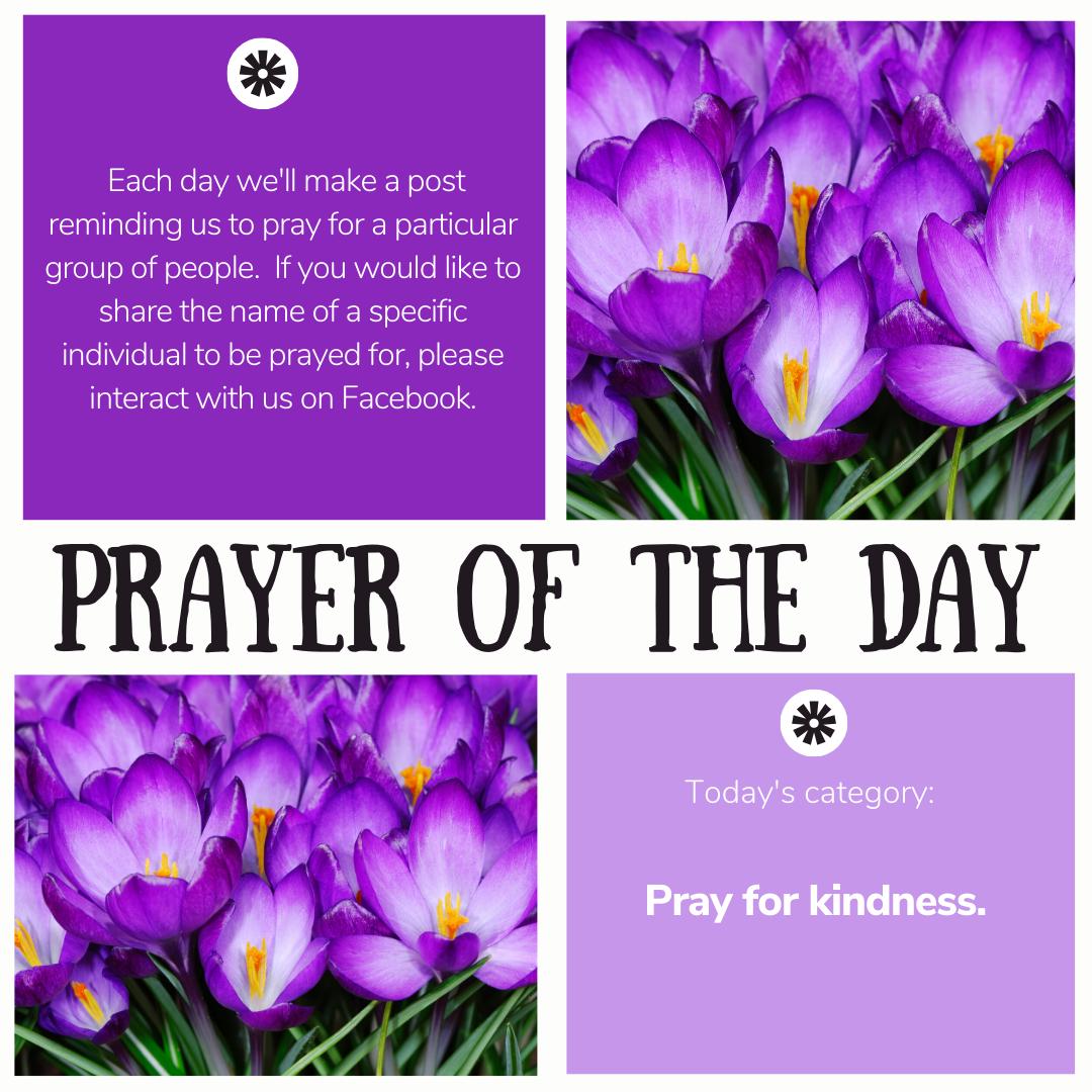 Blog Prayer of the Day 4_29