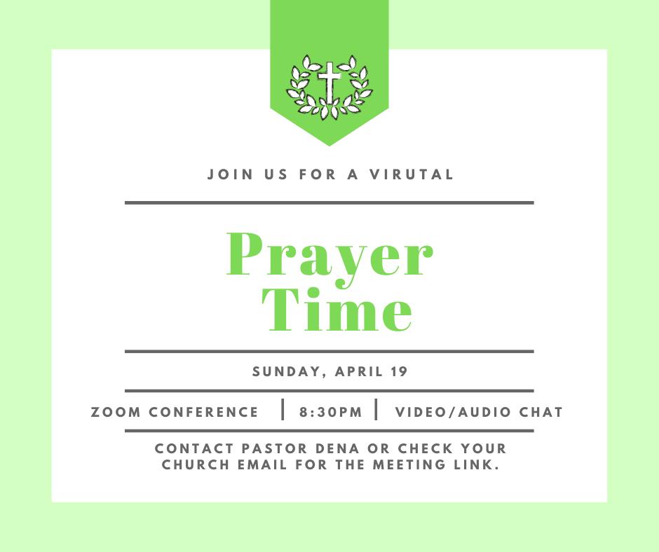 Prayer Meeting 3_29-2